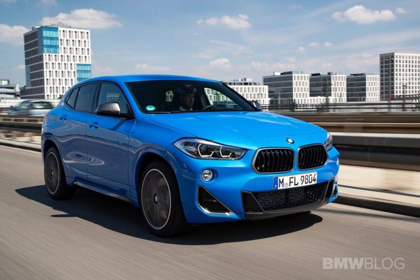 BMW X2 M35i Misano Blue 03 830x553