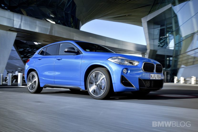 BMW X2 M35i Misano Blue 10 830x554