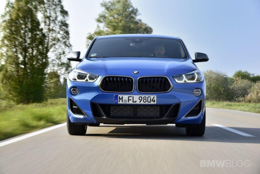 BMW X2 M35i Misano Blue 21 830x554