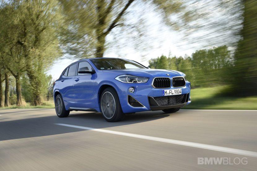 BMW X2 M35i Misano Blue 23 830x553