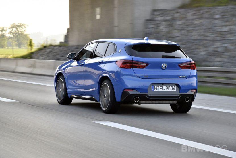 BMW X2 M35i Misano Blue 35 830x554