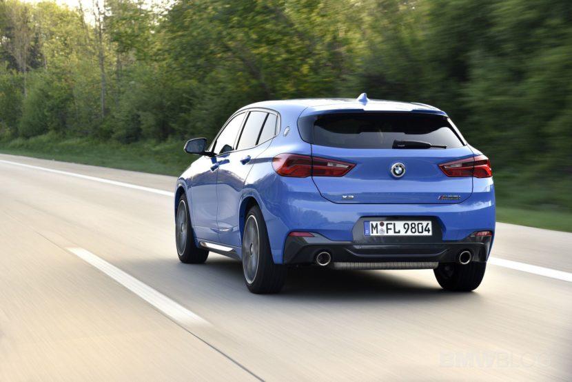 BMW X2 M35i Misano Blue 38 830x554