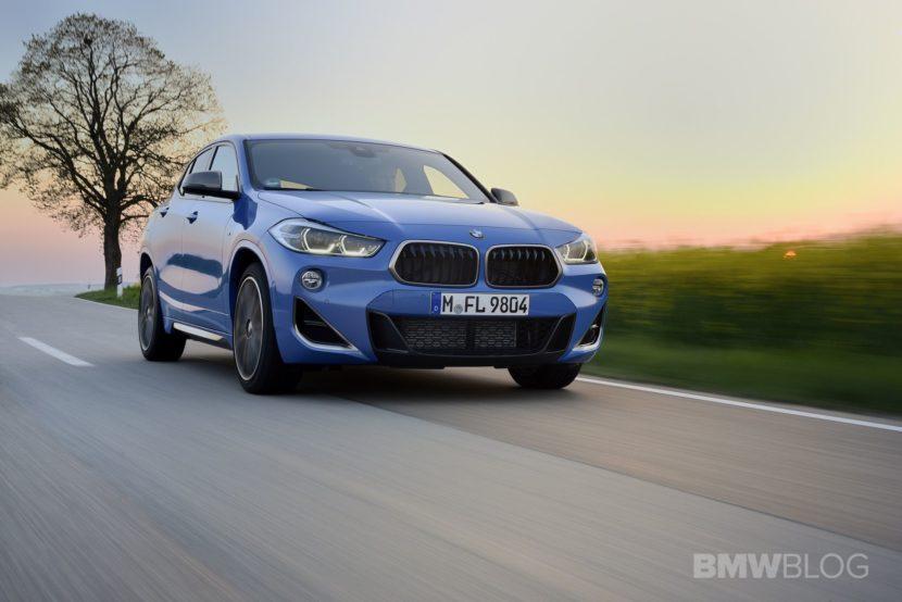 BMW X2 M35i Misano Blue 43 830x554