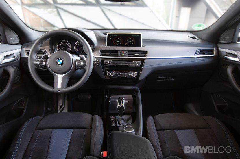 BMW X2 M35i Misano Blue 79 830x553