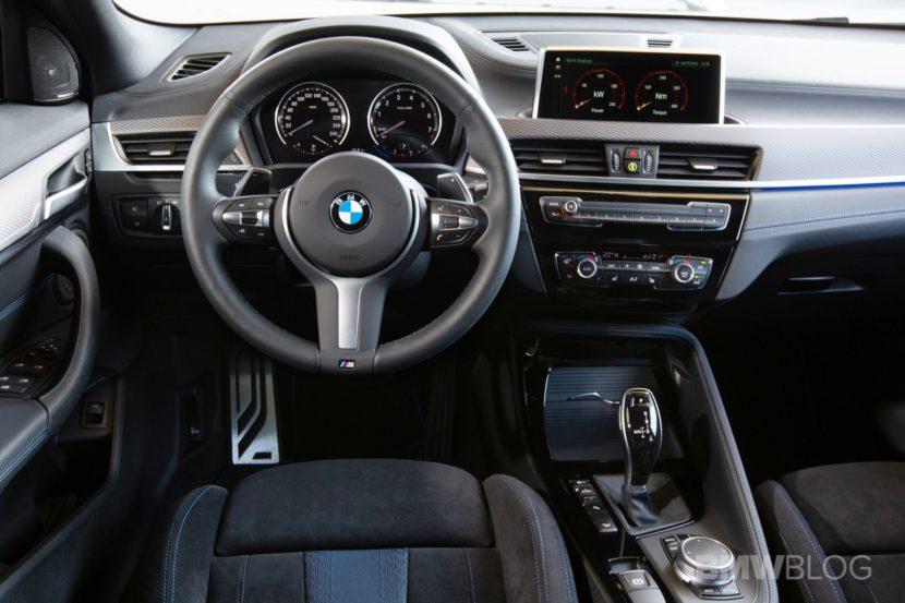 BMW X2 M35i Misano Blue 81 830x553