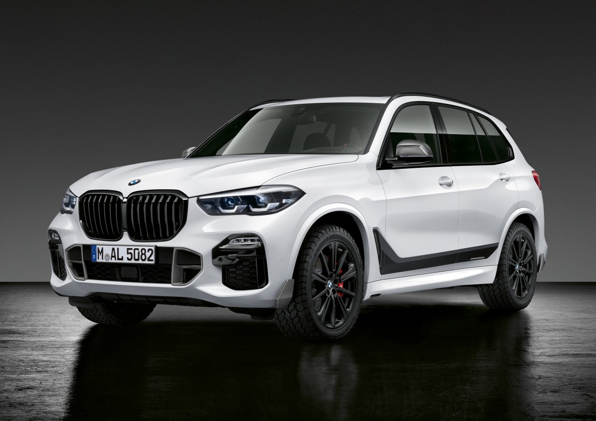 WORLD PREMIERE: 2020 BMW X5 M50i — SUV with Supercar Power