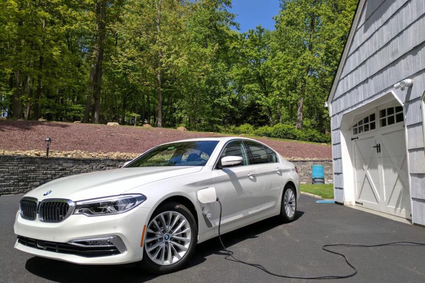 BMW hybrid charging 830x553