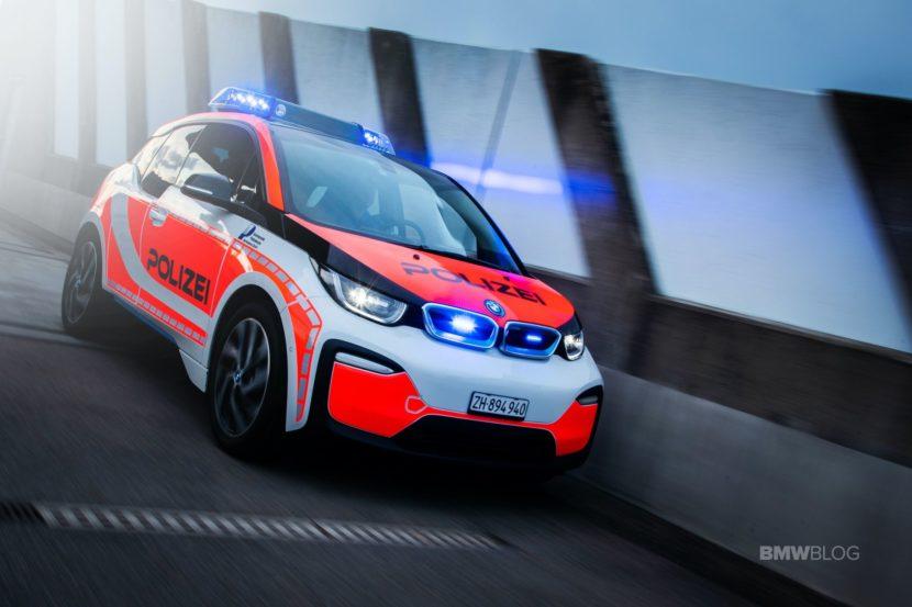 BMW i3 Zurich Police 01 830x553