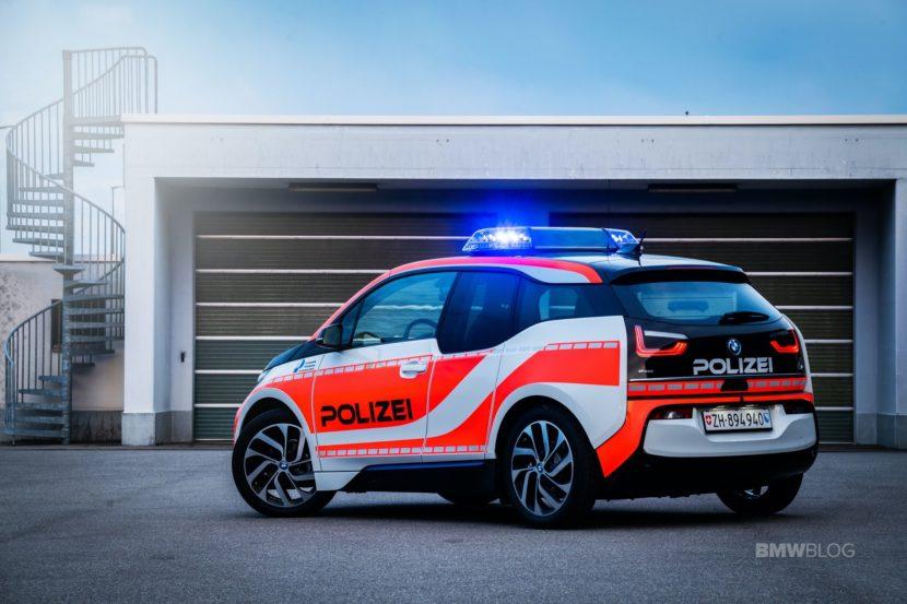 BMW i3 Zurich Police 03 830x553