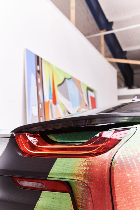 BMW i8 Art Work 7 of 17 553x830