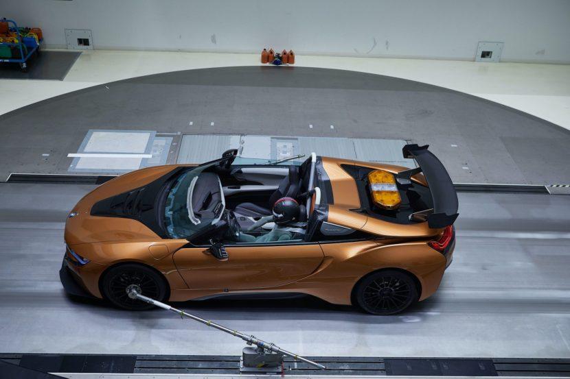 BMW i8 Roadster Safety Car Development 30 830x553