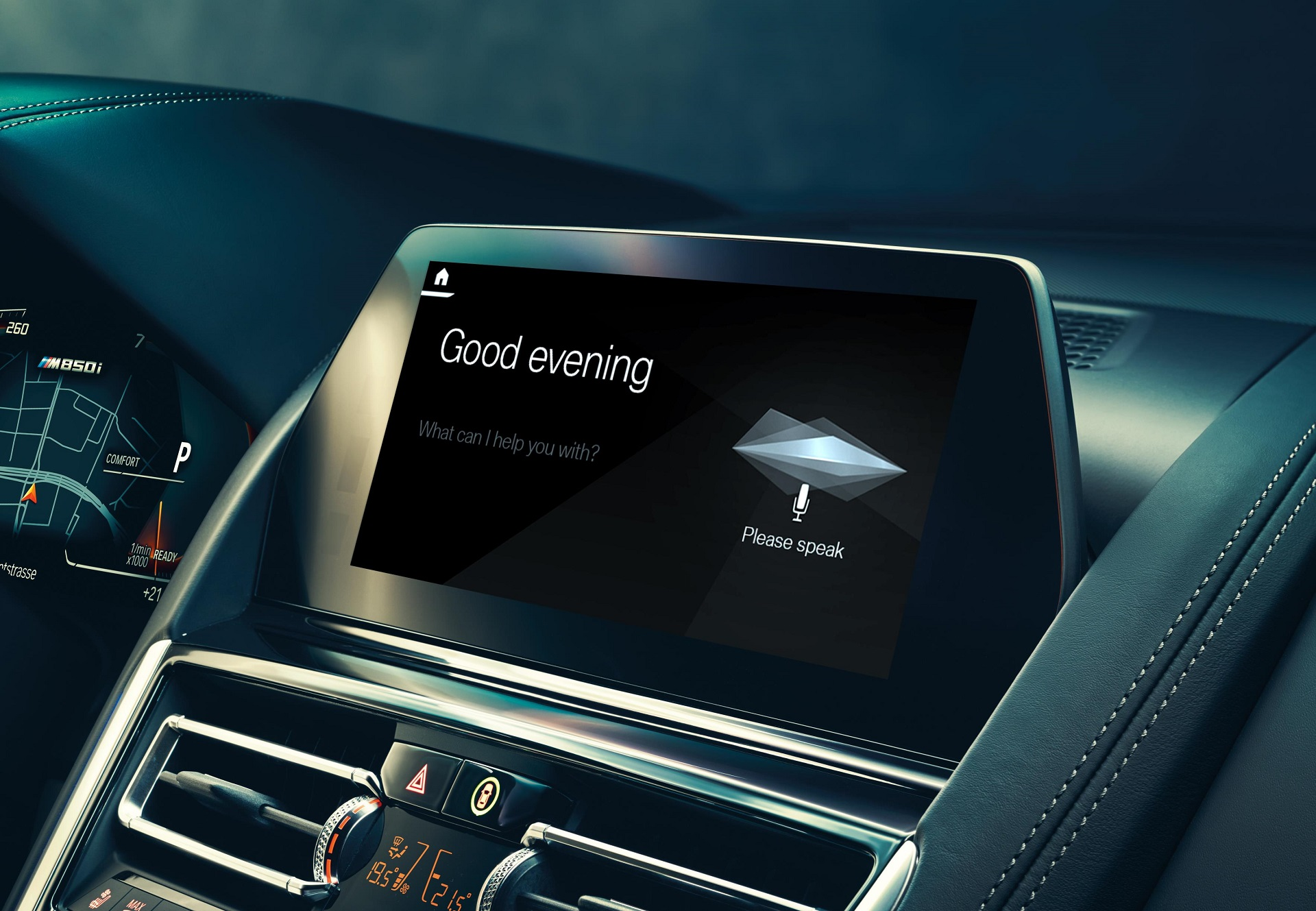 BMW and Microsoft to Develop Joint Platform for Voice Interaction