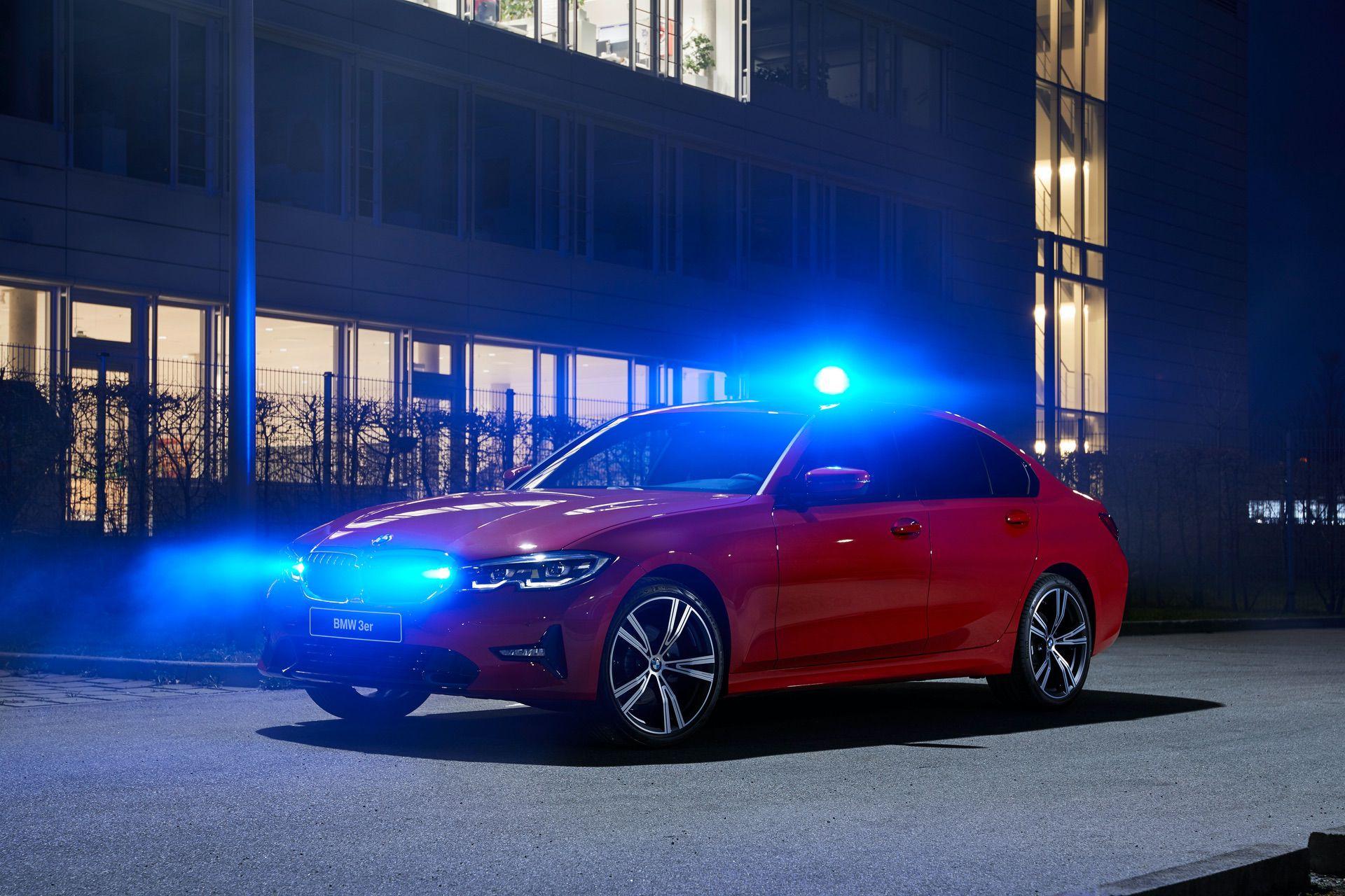 RETTmobil 2019 BMW 3 Series 04