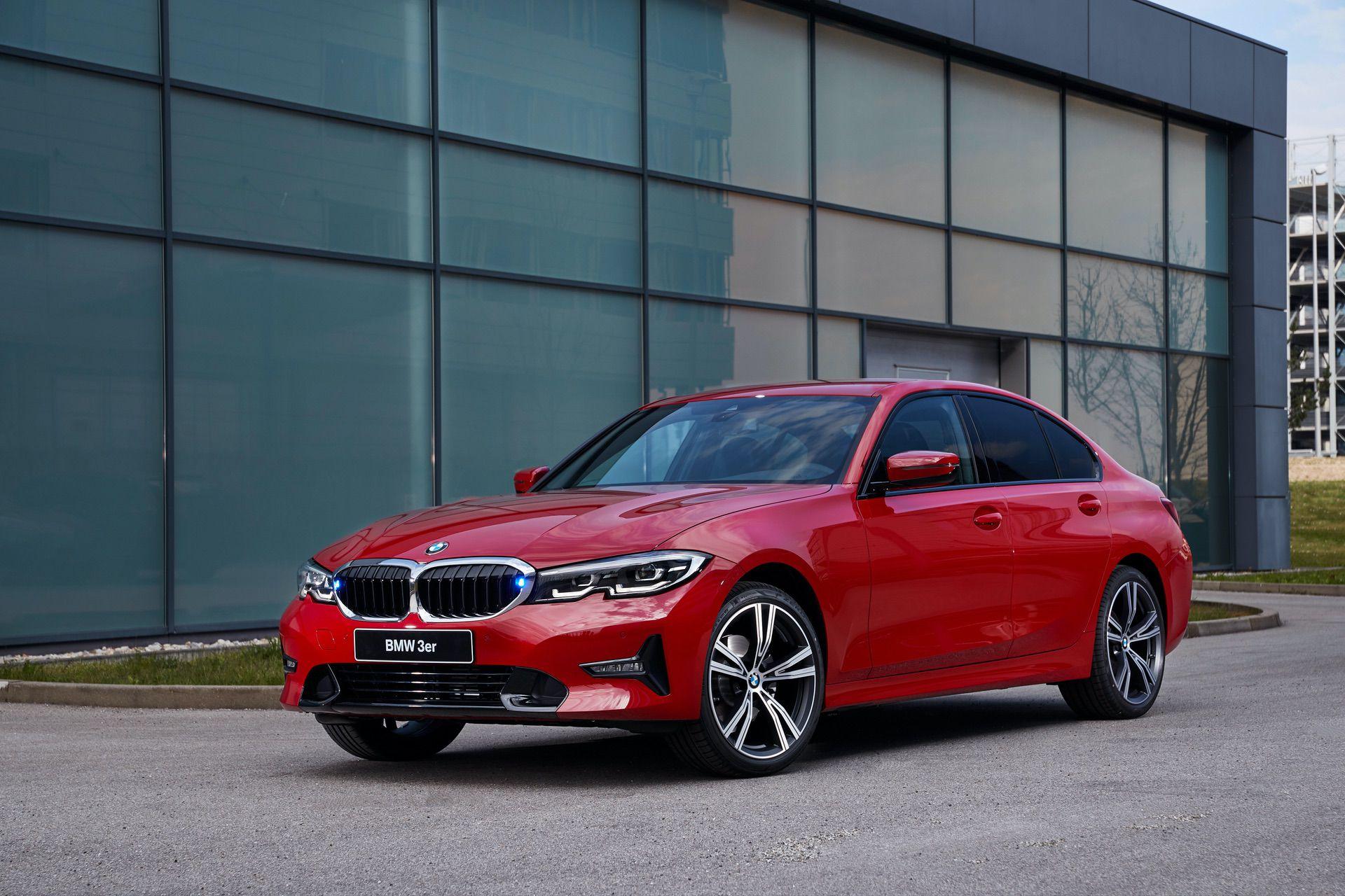 RETTmobil 2019 BMW 3 Series 14