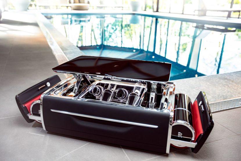 Rolls Royce Champagne Chest 6 830x553