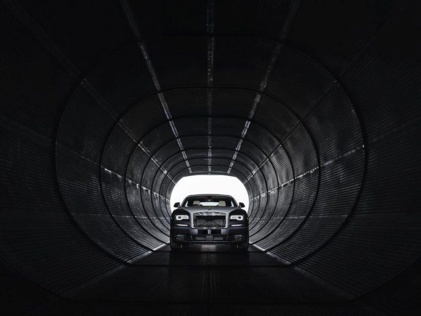 Rolls Royce Wraith Eagle VIII Collection 6 830x623
