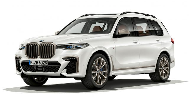 WORLD PREMIERE: 2020 BMW X7 M50i — The Most Powerful X7