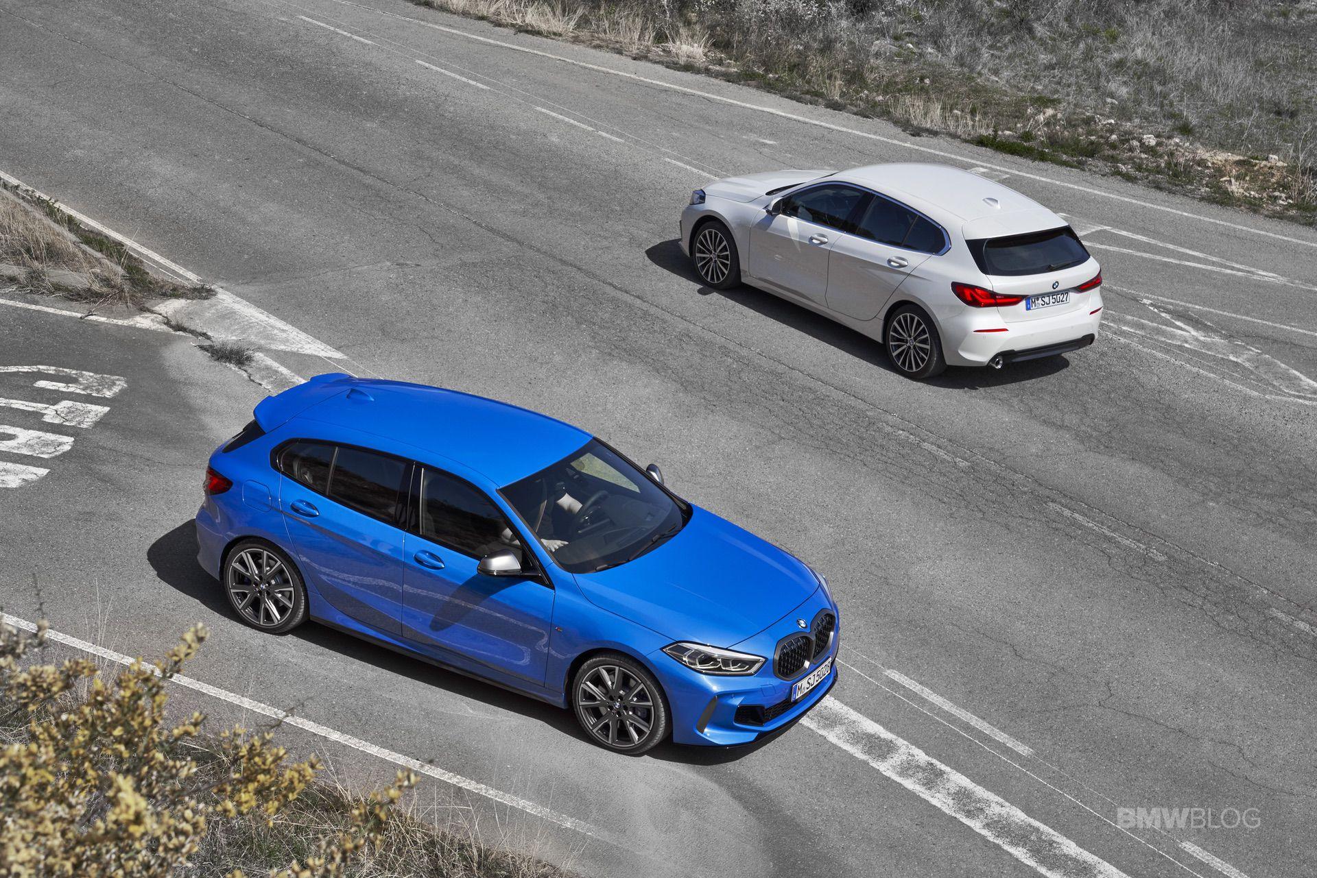 new 2019 BMW 1 Series photos 01