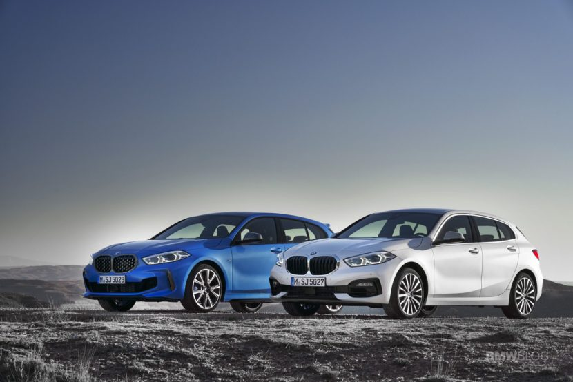 new 2019 BMW 1 Series photos 04 830x554