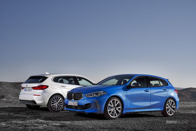 new 2019 BMW 1 Series photos 05 830x554
