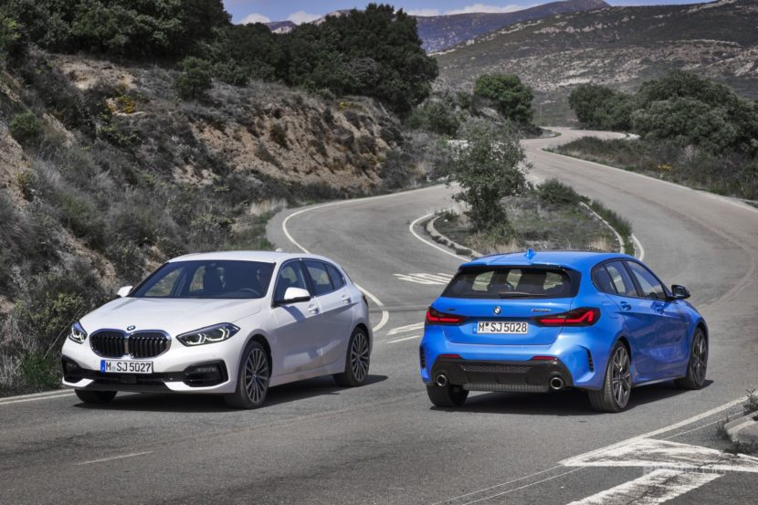 World Premiere The New 2019 Bmw 1 Series Hatchback