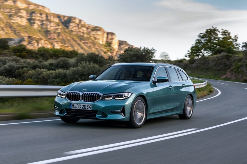 2019 BMW 3 Series G21 Luxury Line 10 830x553