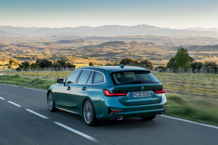2019 BMW 3 Series G21 Luxury Line 13 830x553