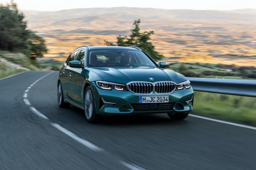 2019 BMW 3 Series G21 Luxury Line 15 830x553