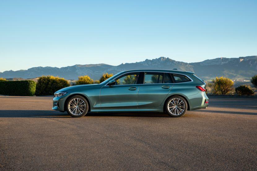 2019 BMW 3 Series G21 Luxury Line 22 830x553