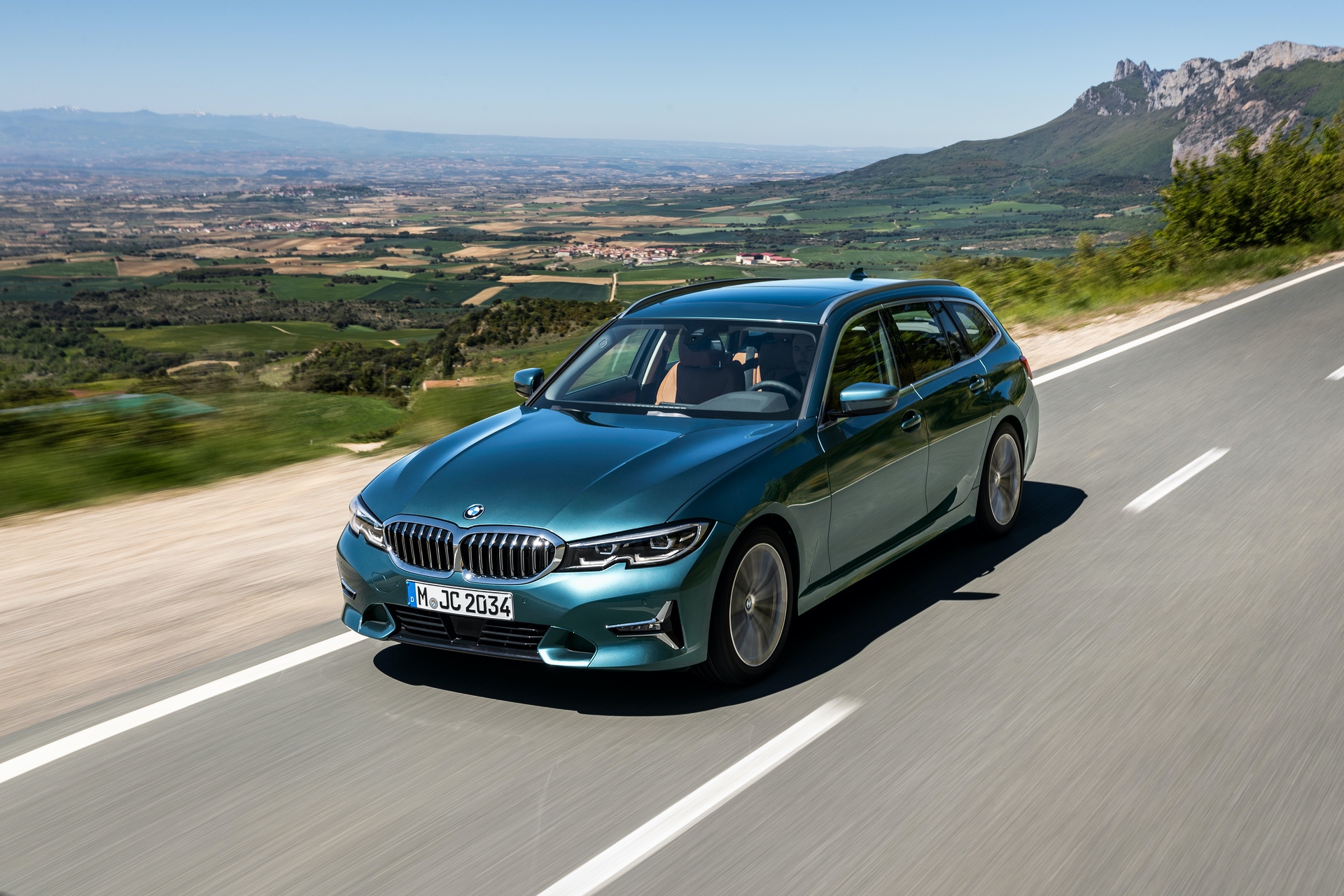 2019 BMW 3 Series G21 Luxury Line 34