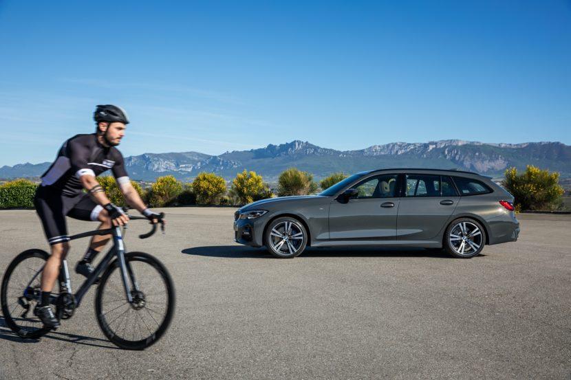 2019 BMW 3 Series G21 M Sport 28 830x553