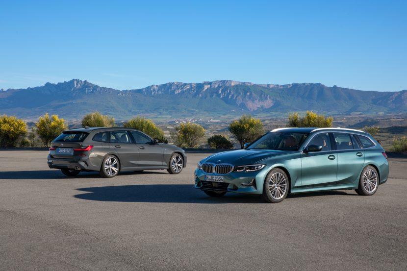 2019 BMW 3 Series G21 M Sport 53 830x553