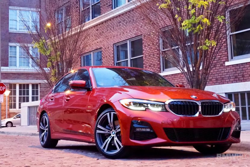 2019 BMW 330i M Sport review 09 830x553