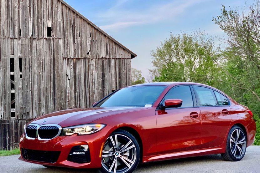 2019 BMW 330i M Sport review 11 830x553
