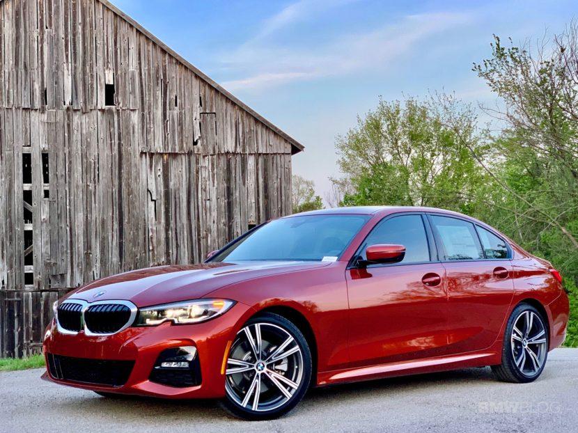 2019 BMW 330i M Sport review 11 830x622