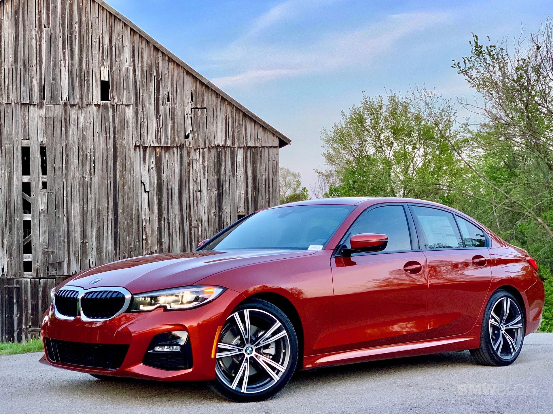 2019 BMW 330i M Sport review 11