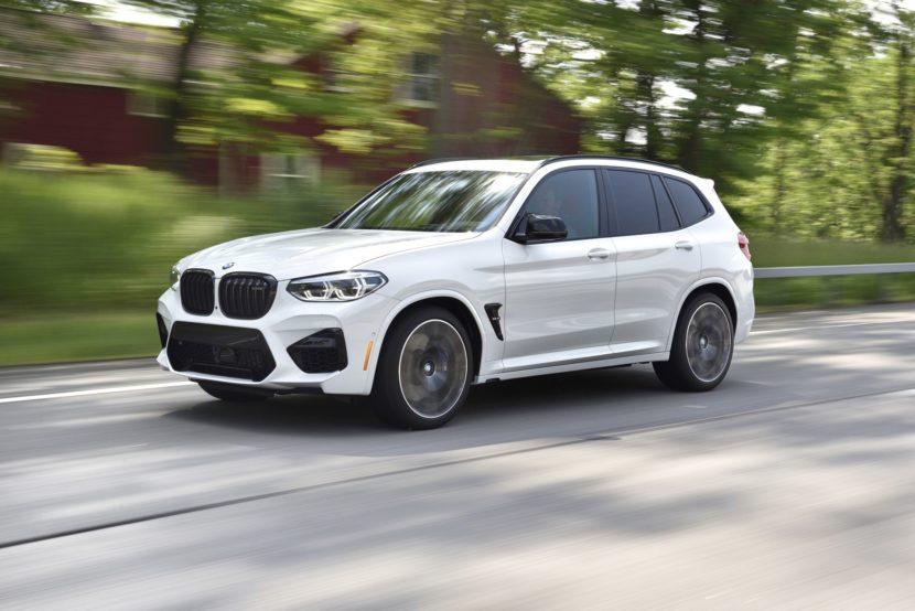 2020 BMW X3 M Competition Alpine White 04 830x554