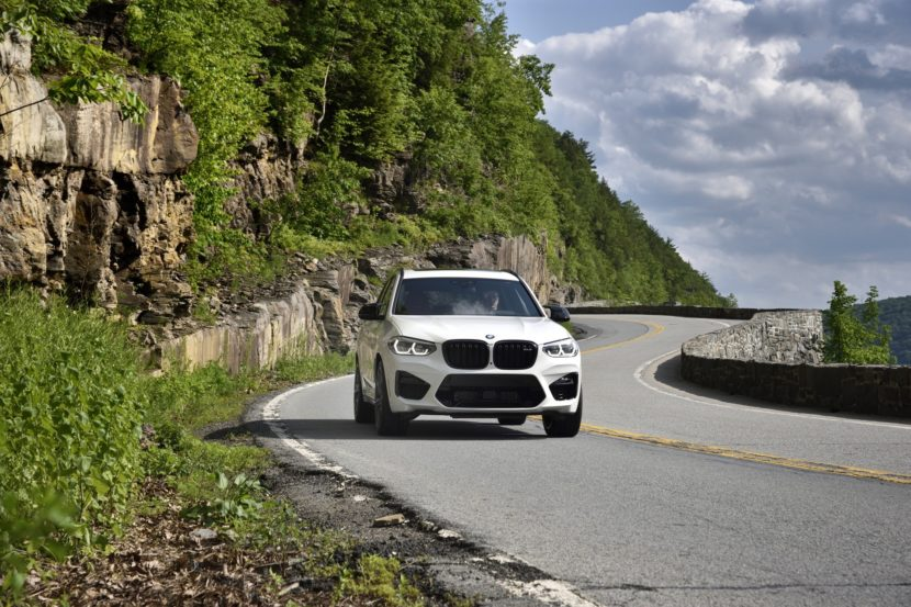 2020 BMW X3 M Competition Alpine White 39 830x553