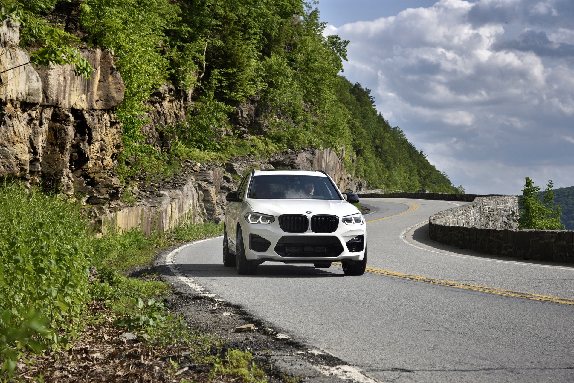 2020 BMW X3 M Competition Alpine White 39