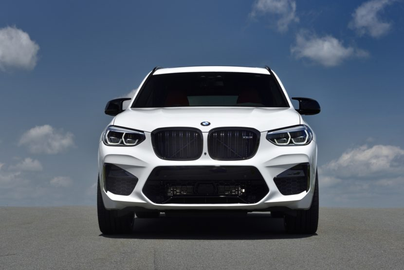 2020 BMW X3 M Competition Alpine White 61 830x554