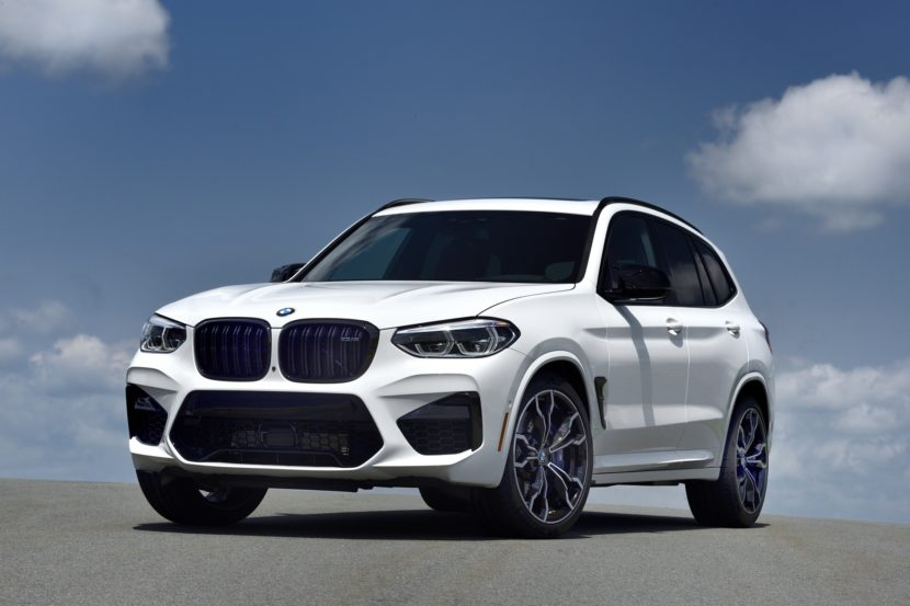 2020 BMW X3 M Competition Alpine White 63 830x553