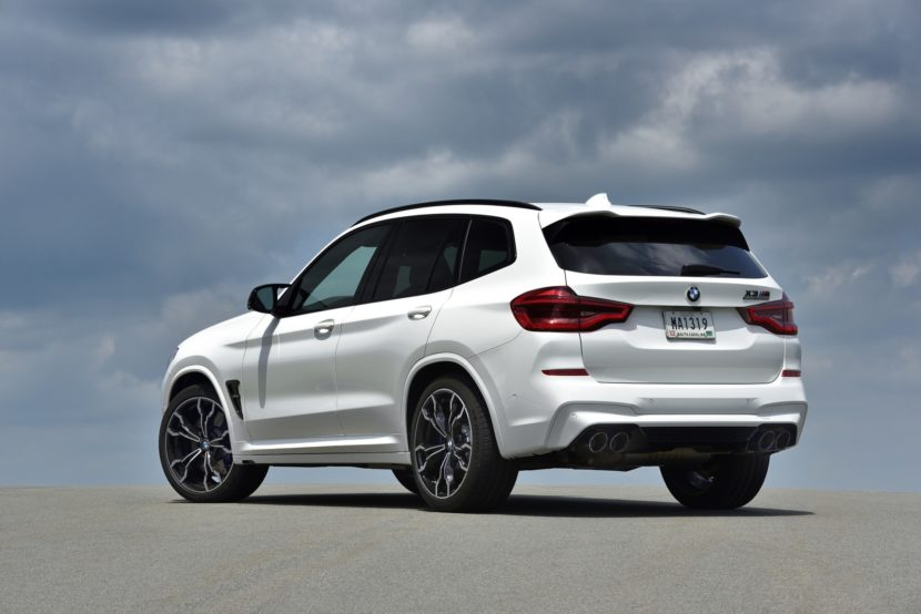 2020 BMW X3 M Competition Alpine White 66 830x554