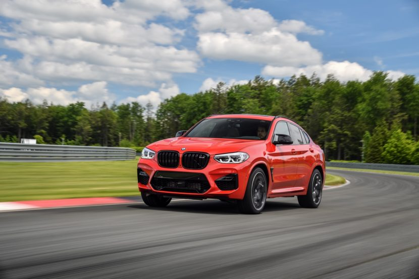 2020 BMW X4 M Competition Horatiu Boeriu 02 830x553