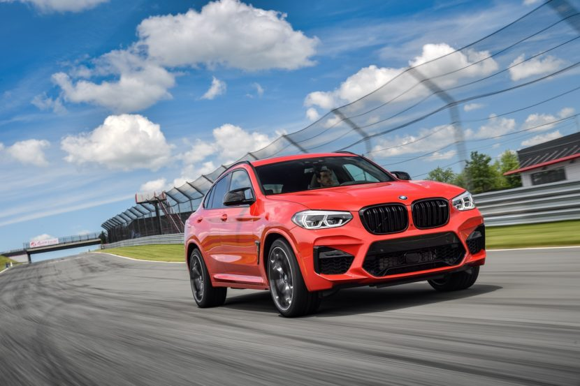 2020 BMW X4 M Competition Horatiu Boeriu 11 830x553