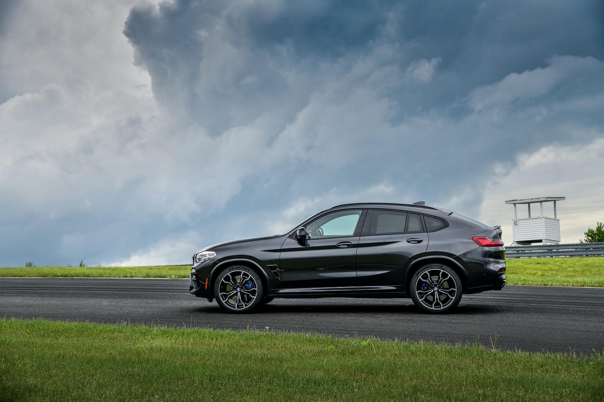 2020 Bmw X4 M Looks Imposing In Sophisto Grey Color