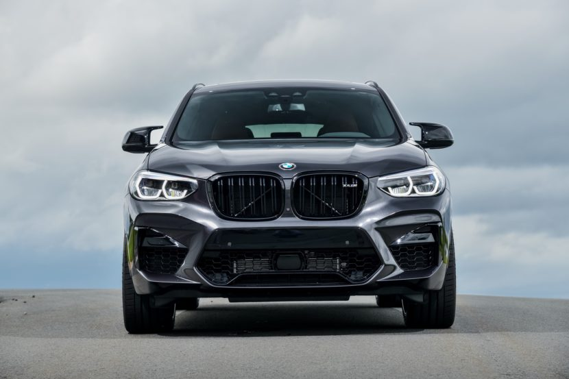 2020 BMW X4 M Competition Sophisto Grey 10 830x553