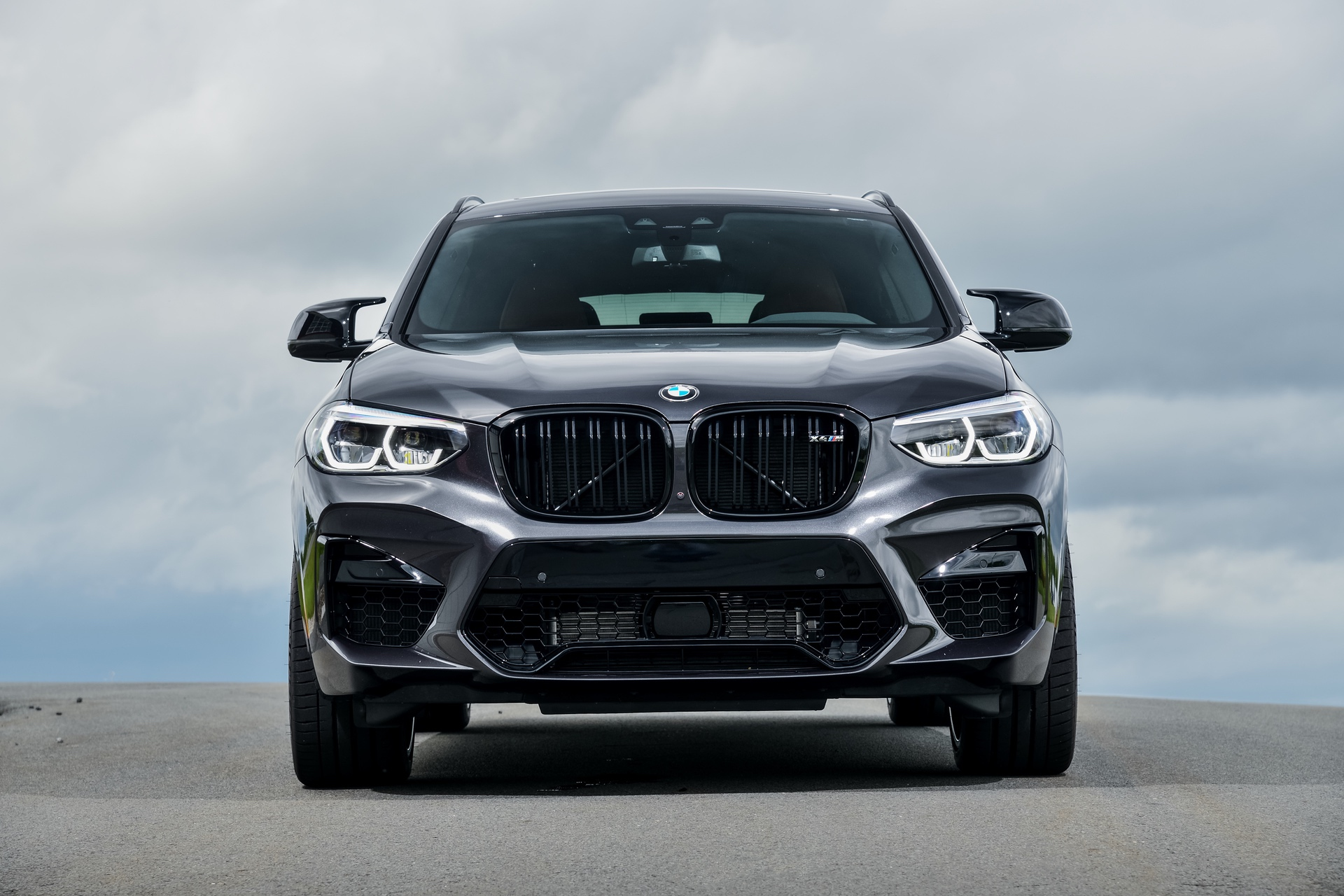 2020 BMW X4 M Competition Sophisto Grey 10