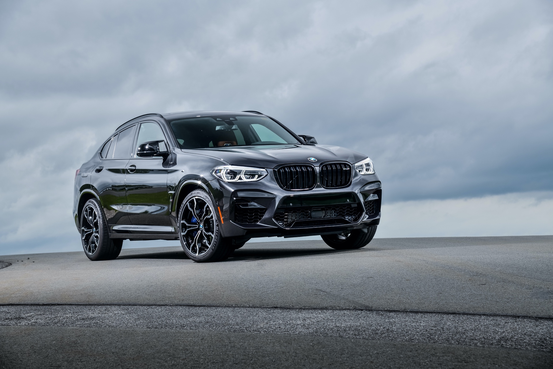 2020 BMW X4 M Competition Sophisto Grey 11