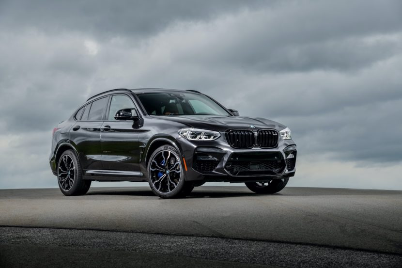 2020 BMW X4 M Competition Sophisto Grey 12 830x553
