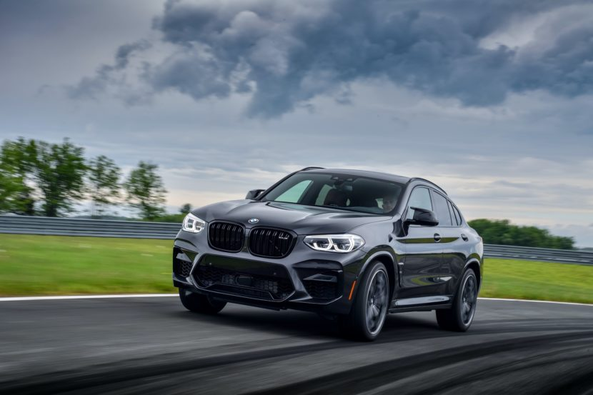 2020 BMW X4 M Competition Sophisto Grey 24 830x553